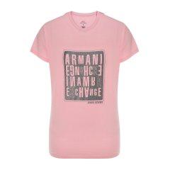 (19春夏)ARMANIEXCHANGE/ARMANIEXCHANGE女士短袖T恤-女士短T恤图片