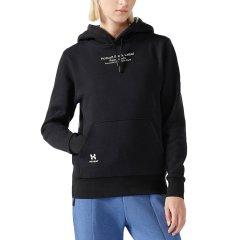 美国HOTSUIT运动连帽卫衣女2018秋季新款宽松街头套头时尚外套图片
