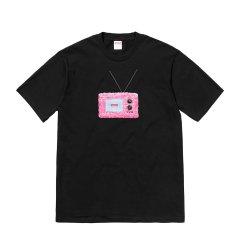 【限量款】Supreme 18ss TV Tee 电视机 短袖 T恤 隐藏款 红标LOGO图片
