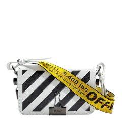 【Designer Bags】【18秋冬】 OFF WHITE/OFF WHITE 女士 斜挎包 logo 条纹 3160图片