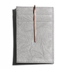 BENbySONG/BENbySONG【DesignerBags】18新品羊皮卡包女士创意名片包多颜色图片