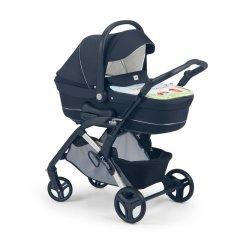 CAM/贝贝亲 意大利原装进口 婴儿车高景观婴儿推车儿童新生儿可坐可躺宝宝推车ART877019图片