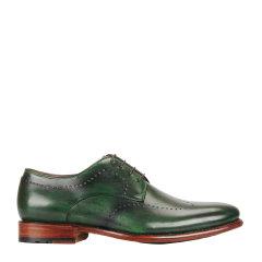 Quarvif/Quarvif 男式手工皮鞋男士商务正装鞋【法国进口小牛皮  橡胶射出大底】QMG71527 无货码联系客服可以定制图片