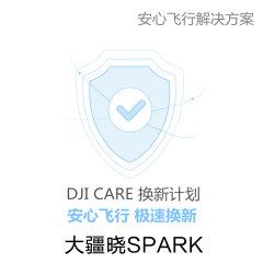 大疆 御Mavic Pro 精灵4 PRO+ DJI Care 晓 Spark 保险换新计划图片