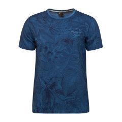 PROTEST博特斯2016春夏男士新款针织棉质热带植物印花T恤图片