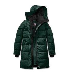 CANADA GOOSE/加拿大鹅 18秋冬 女士狼毛领白鸭绒羽绒服图片