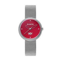 Pinko/品高意大利FW17系列进口品牌全国联保时尚女士腕表网织带图片