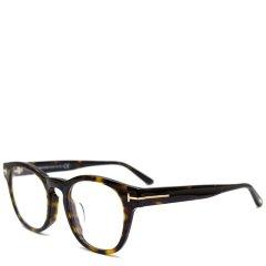 (免费配镜片)【新品】Tom Ford/汤姆福特TF5543F-B潮流炫酷定制系列派对达人款假日旅行版绅士光学眼镜(亚版)(时尚大框)(适合亚洲男士脸型)(舒适鼻托)(意大利进口超轻板材)图片