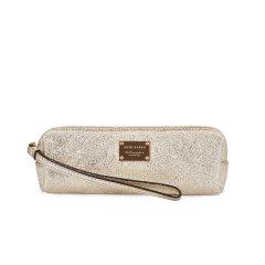 ANNE KAREN/安妮卡尼 新款化妆包细腻羊皮收纳包糖果色零钱包长款小筒包女士钱包图片