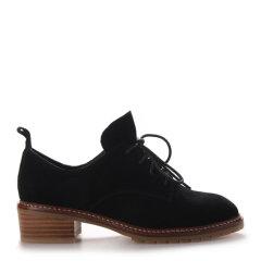 Neiliansheng/内联升 女式时尚胎牛皮短靴低/中跟鞋 4753C图片