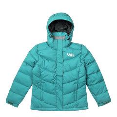 VILL/VILL 女款羽绒滑雪服 户外防风防水保暖滑雪服棉服外套女士图片
