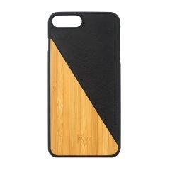 【Designer ACC】Kate Wood/Kate Wood 手工木质手机壳 | 皮质拼接图片