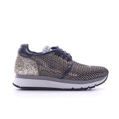 维拉白/VOILE BLANCHE撞色运动鞋 女士休闲鞋0012010044-71-9101图片