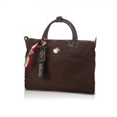 OROBIANCO/奥伦彼安克 意大利男包手提包 男士包包商务公文包单肩斜挎包公务包 尼龙男士图片
