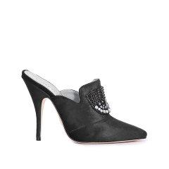 【可用劵】CHIARAFERRAGNI/琪亚拉·法拉格尼俏眼睛logo高跟鞋CF1641图片