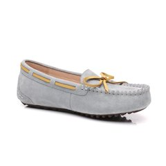 【澳洲直邮】Everugg澳洲雪地靴品牌 11644 升级版春夏款一脚蹬摩天豆豆鞋单鞋子女鞋凉鞋图片