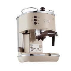 Delonghi/德龙 ECO310 意式家用咖啡机泵压半自动不锈钢图片