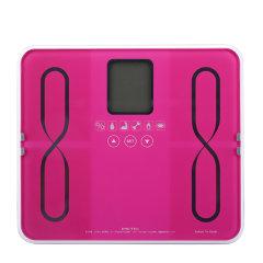 利快Dretec/多利科日本进口健康秤人体秤家用体重秤自动识别功能图片