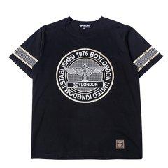 BOY LONDON 韩版 男女同款 男士T恤男士短袖T恤 B82TS1431U图片