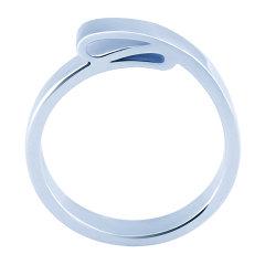 【Designer Jewelry】angs/谙诗 女士925银情结情侣对戒指环图片