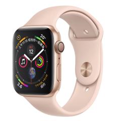APPLE/苹果 Apple Watch Series 4 GPS+蜂窝网络款 S4智能手表 铝金属表壳(40mm/44mm 多款可选) 运动型表带【原封国行正品】图片