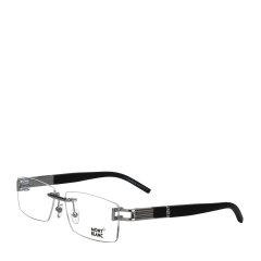 MontBlanc/万宝龙 男款总裁级花梨木纯手工制作镜腿商务行政款绅士光学眼镜图片
