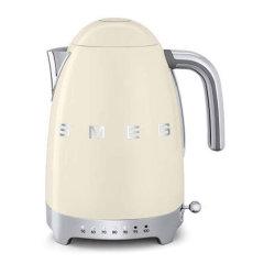 Smeg/斯麦格7档温控KLF02第二代电热水壶不锈钢保温热水壶 (绿色水壶预售)图片