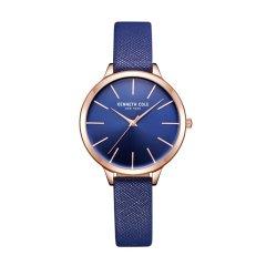 Kenneth Cole/凯尼斯科尔 【美国设计师品牌】 石英表时尚潮流米兰钢织带简约时装手表图片