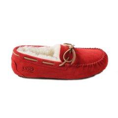 【反季特卖】OZLANA UGG女士平底鞋 防泼水防油污防灰尘一脚蹬懒人 保暖豆豆鞋显瘦女鞋 OZ3004图片