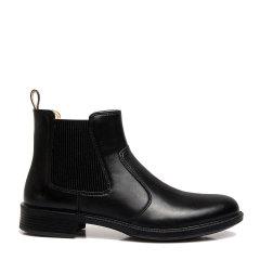 COZY STEPS/COZY STEPS 牛皮帅气切尔西靴女士靴子图片