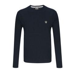 2017年秋冬新品 Emporio Armani/安普里奥阿玛尼 EA7 男士长袖T恤 95.00%棉+5.00%氨纶 6YPT95-PJ18Z图片