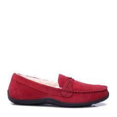 COZY STEPS/COZY STEPS牛皮一脚蹬女士平跟鞋图片