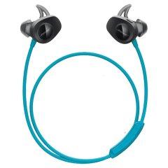 Bose Soundsport 无线蓝牙耳机 入耳式抗汗防水健身跑步运动 线控耳麦 耳塞 国行原封正品图片