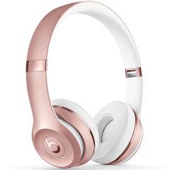 Beats Beats Solo3 Wireless 头戴式无线蓝牙耳机 玫瑰金图片