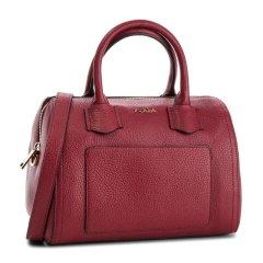 FURLA/芙拉 女士皮质手提包单肩包斜挎包波士顿桶包 多色可选 女包图片