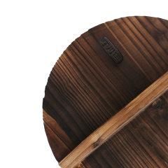 river light 杉木锅铲 无漆长柄木质厨具 锅盖图片