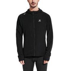 美国HOTSUIT男士皮肤风衣2018夏季新款运动风衣户外跑步防晒衣图片