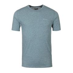 marmot/土拨鼠新款男式轻量透气吸湿排汗速干功能T恤 S63220   紫外线防护指数UPF30 吸湿排汗图片