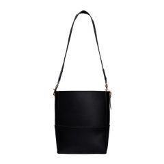 EMPT LABEL Jane系列时尚单肩包-黑色 EL17SFJANEB图片