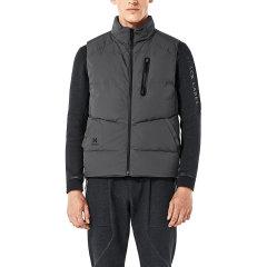 美国HOTSUIT男外套冬季新款短款轻薄保暖立领运动羽绒马甲图片