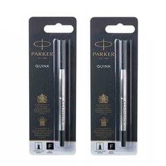 PARKER/派克 宝珠笔笔芯-细/水性芯0.5mm/0.7mm  两个装图片