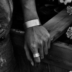 MOBOH/MOBOH锡片系列首饰套装戒指耳环手镯软铁首饰图片