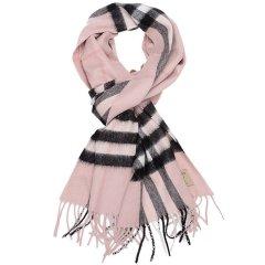 【18秋冬 多色选】BURBERRY/博柏利  经经典格纹羊绒中性围巾#图片