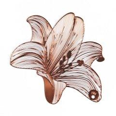 sozen create手心里花语系列金属书签礼盒创意小清新礼品图片