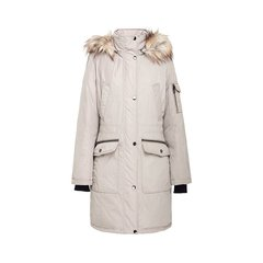 MARC NEW YORK/MARC NEW YORK 新款女士羽绒服 中长款连帽领保暖修身 Y246图片
