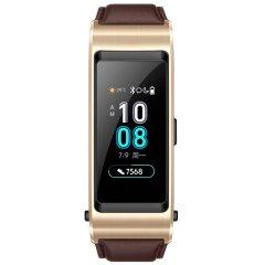 HUAWEI/华为 手环 B5(蓝牙耳机+智能手环+心率监测+压力监测+Android iOS通用)图片