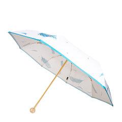 MISS RAIN/MISS RAIN 高档花球女士雨伞三折创意太阳伞女遮阳伞防晒防紫外线 施华洛世奇水晶镶嵌图片