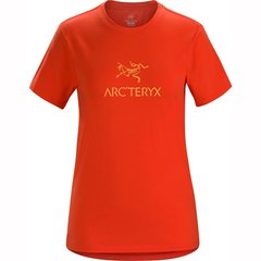 【19春夏】Arcteryx/始祖鸟  户外女士有机棉经典大LOGO T恤 24023图片