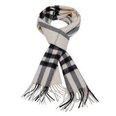 BURBERRY/博柏利 中性款格子羊绒围巾 3929522图片