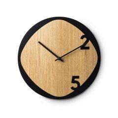 意大利SABRINA FOSSI DESIGN 木制创意装饰挂钟 北欧简约图片